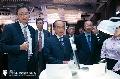 王院長、張副院長、卓次長、陳會長等貴賓參觀新創產品展示