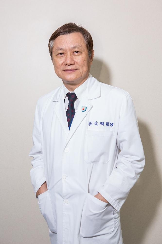 劉俊鵬副院長