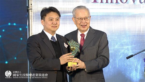 企業新創獎 健康及智慧科技組獲獎:美思科技股份有限公司-美思臥床照護系統