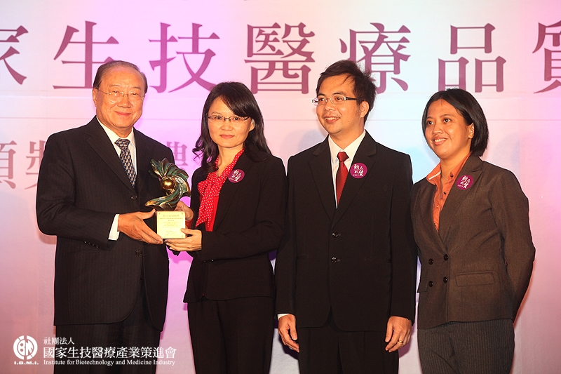 學術研究組獲獎:徐麗芬教授研究團隊_中央研究院