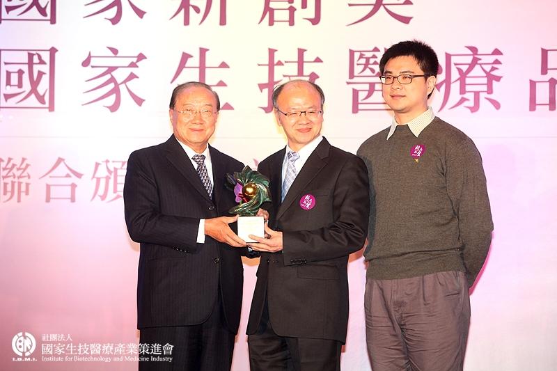學術研究組獲獎:謝清河教授研究團隊_國立成功大學