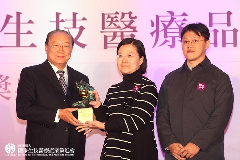 學術研究組獲獎:沈欣欣博士研究團隊_工業技術研究院