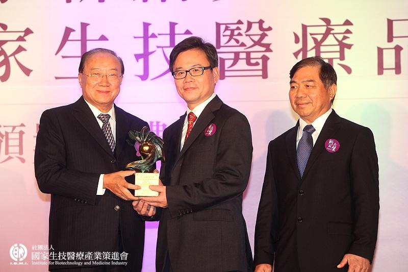 學術研究組獲獎:李炫昇教授研究團隊_長庚紀念醫院、長庚大學