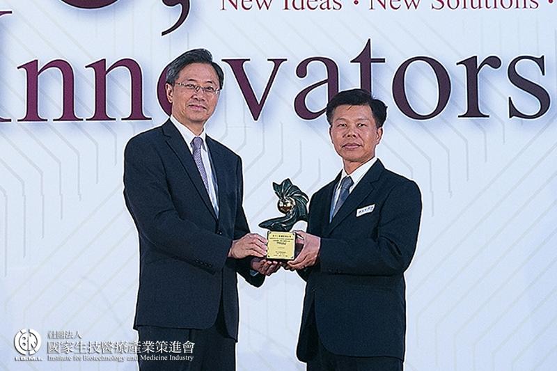 企業新創獎 特化及應用生技組獲獎:聚隆纖維股份有限公司-Lyocell環保纖維素纖維