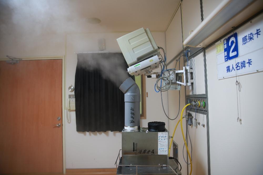噬菌體噴霧
