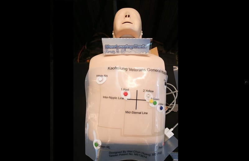 救護車心電圖系統