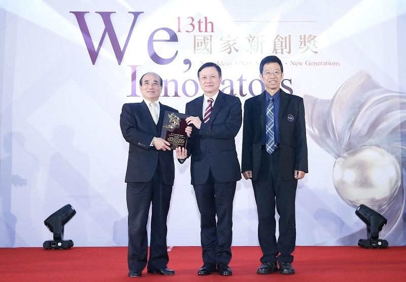 臨床新創獎 臨床技術創新組獲獎