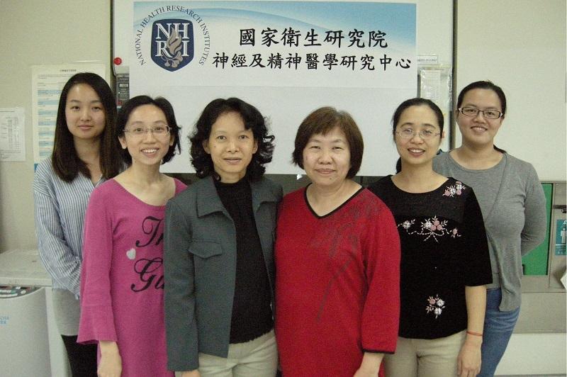 研發團隊(劉玉麗)-藥理實驗室團隊