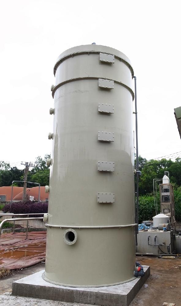 生物除硫系統