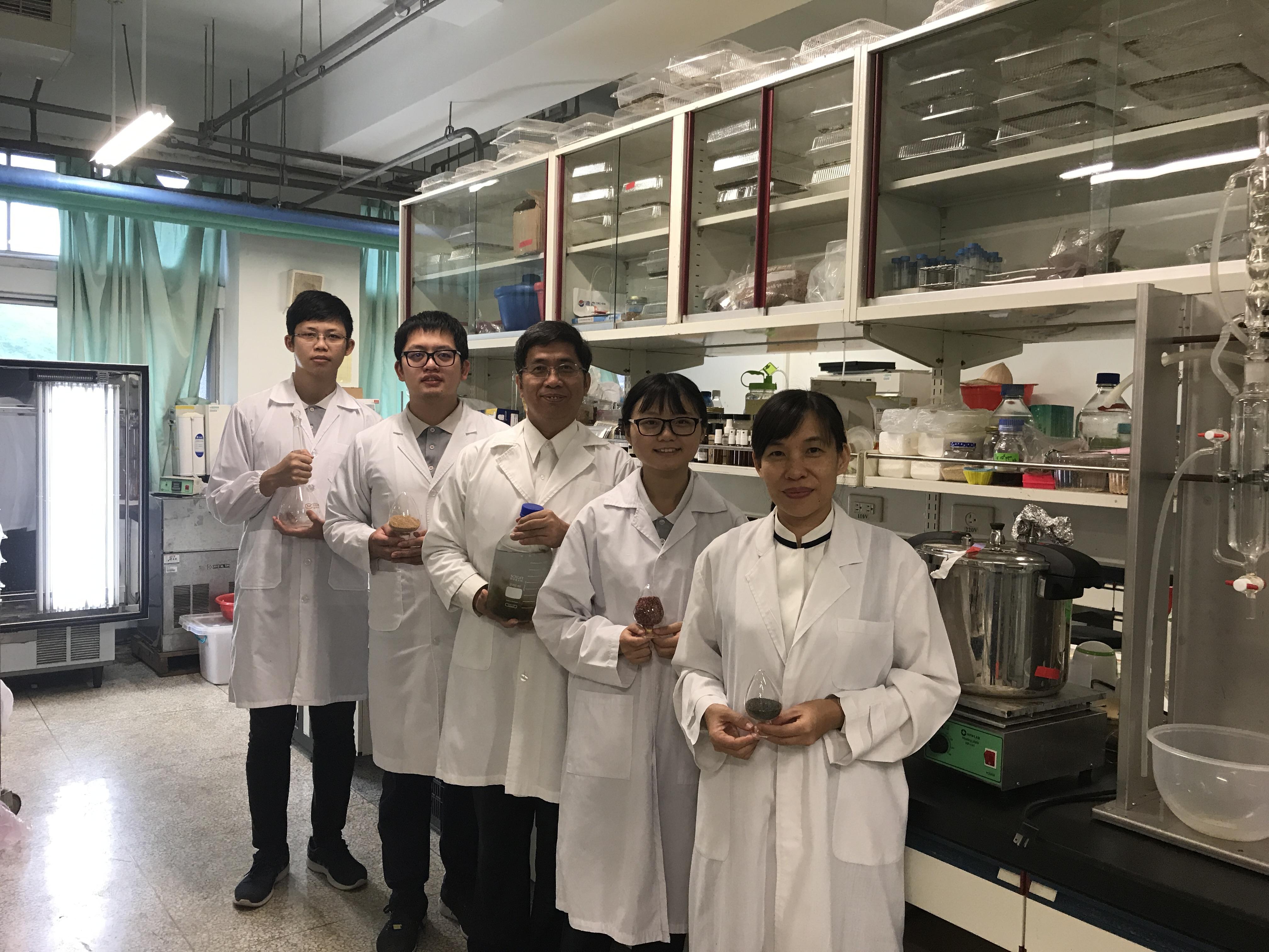 團隊成員-創新萃取技術研發