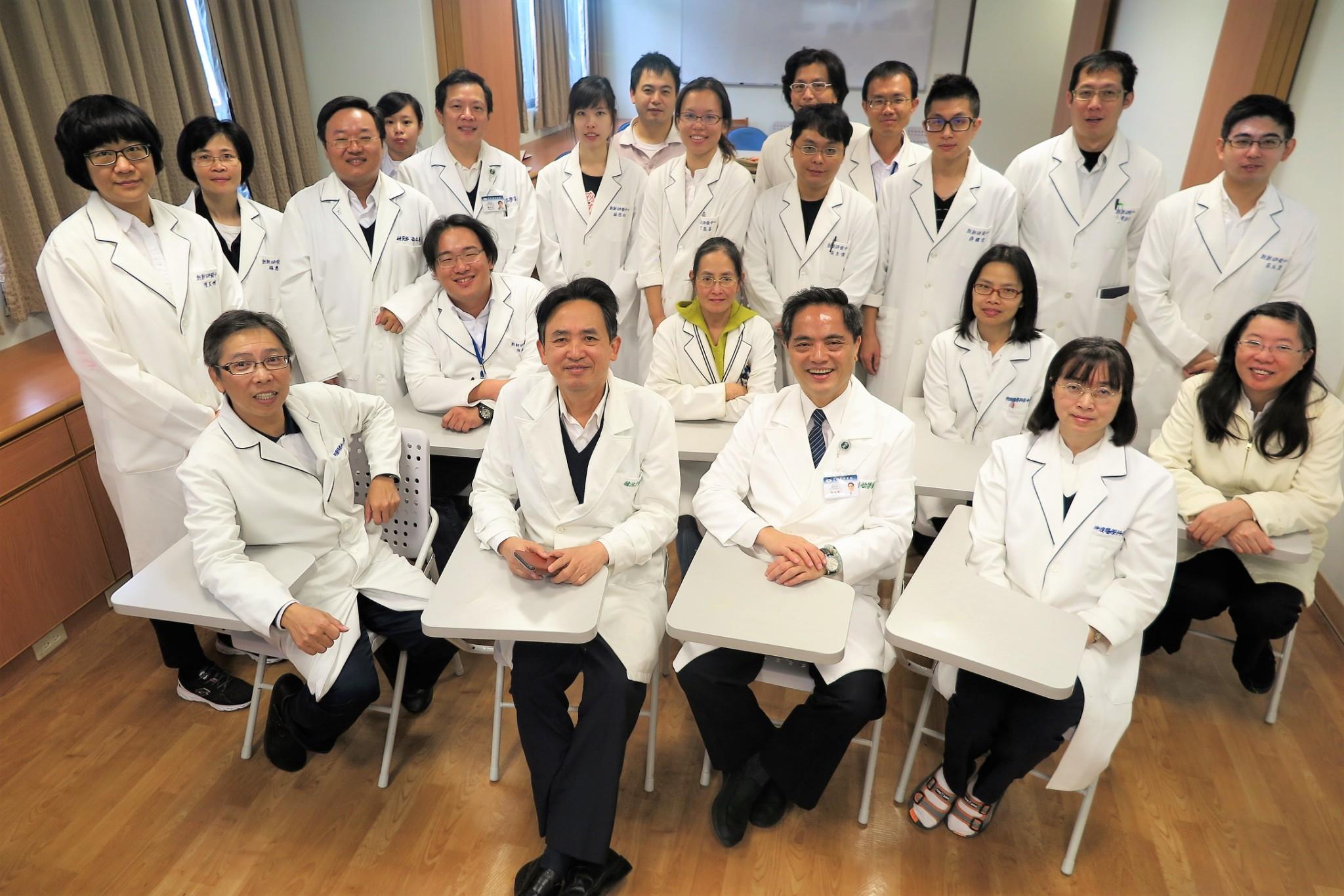 花蓮慈濟醫院跨團隊合作