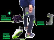 SaFePlay智慧足部裝置平台系統架構