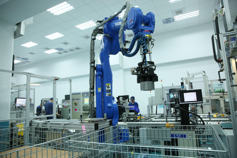 節能型智慧空氣品質監控服務用於智慧工廠
