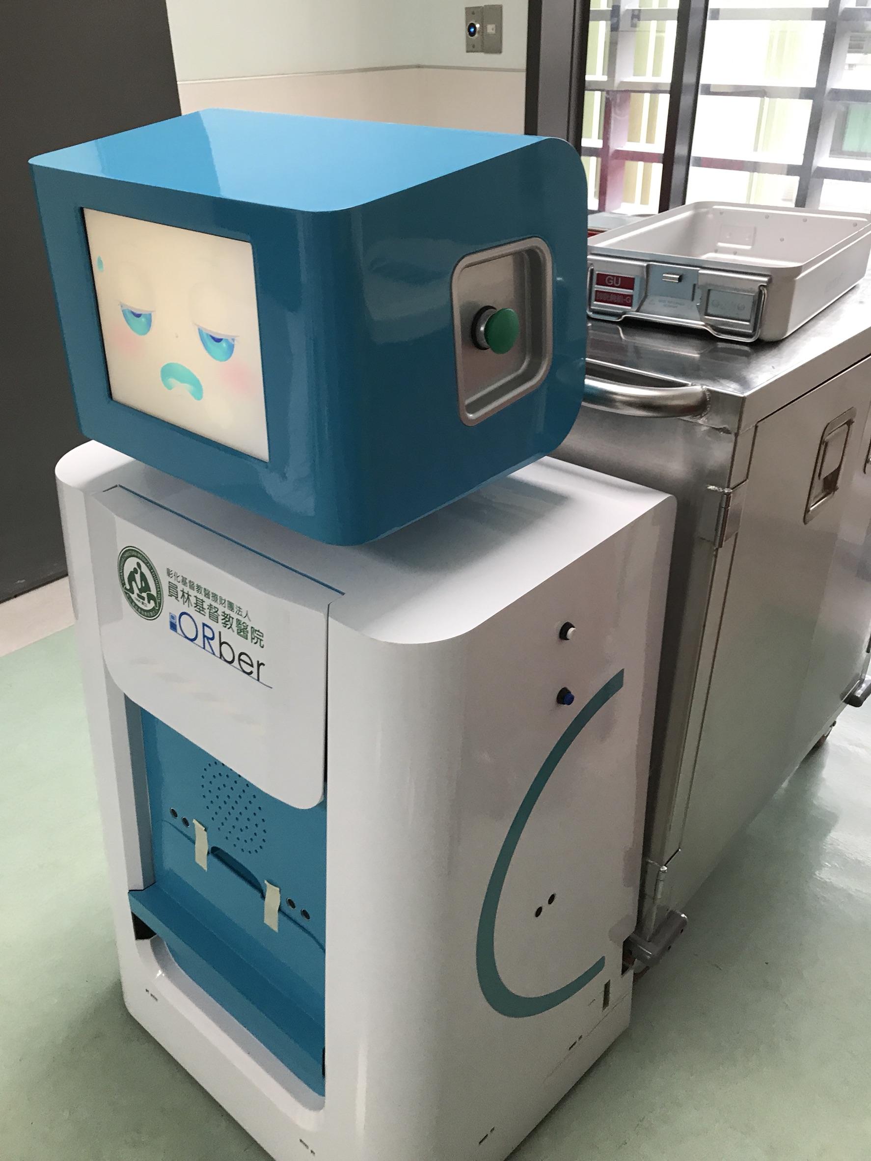 產品圖-運輸機器人