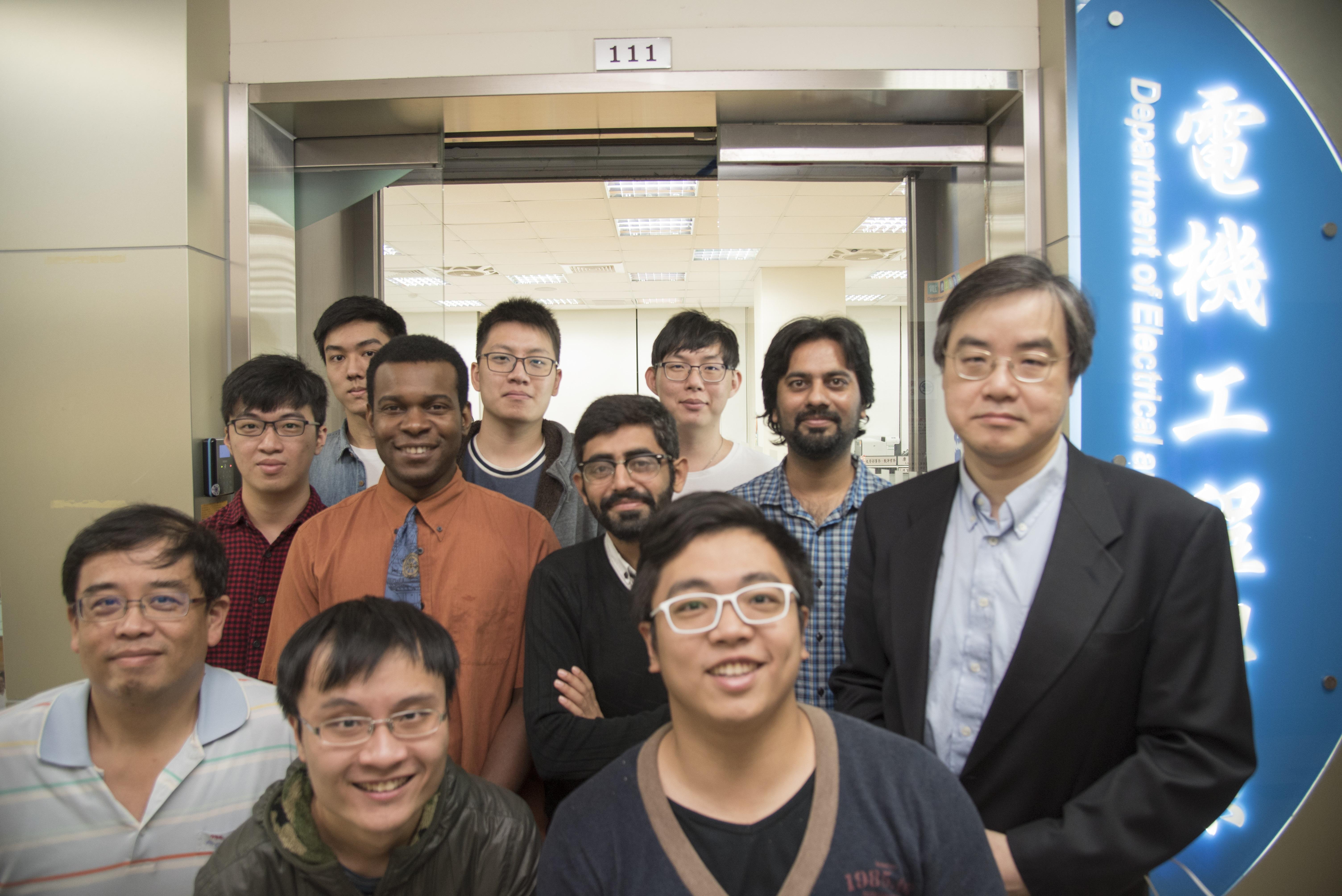 Lab team members