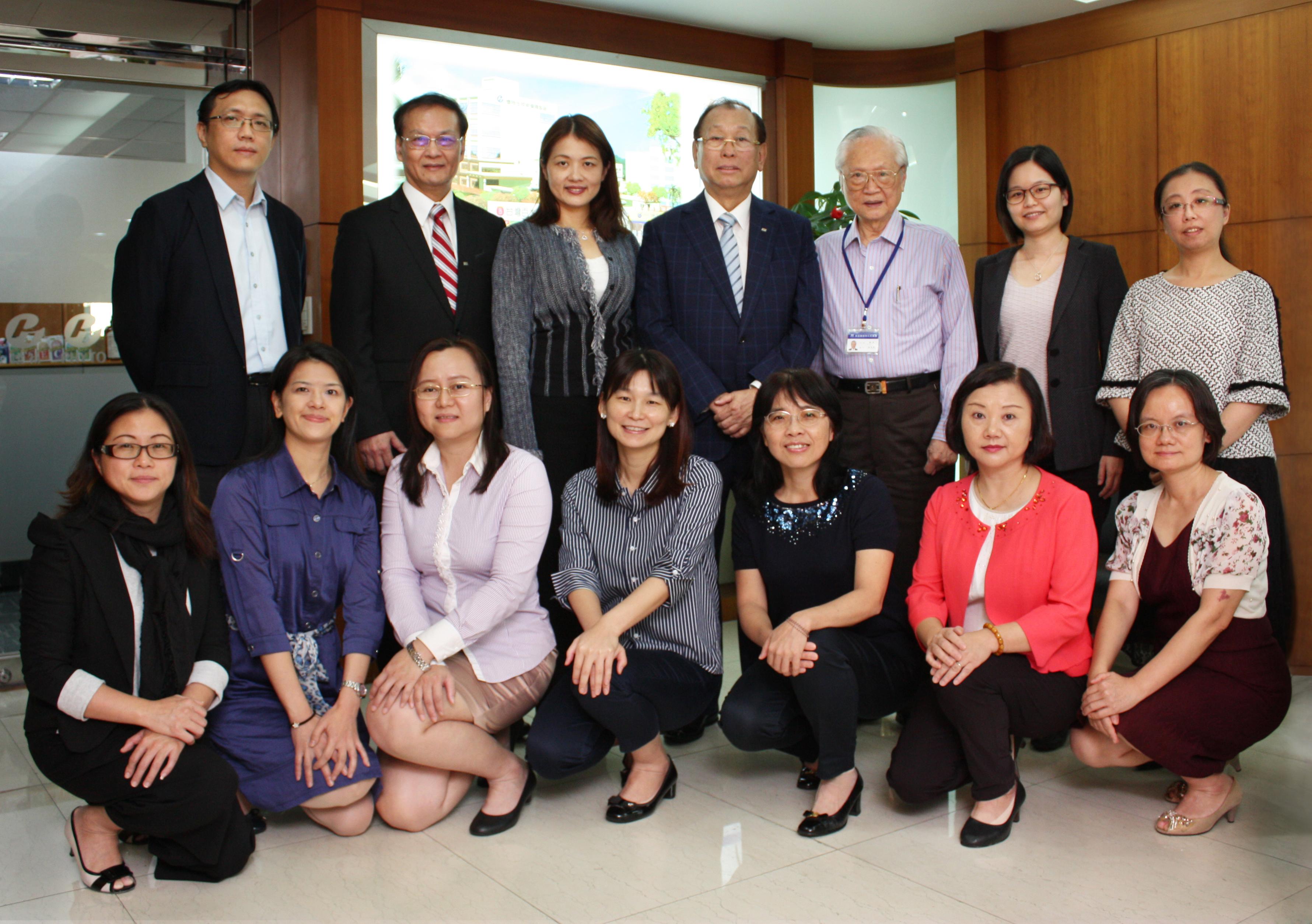 從台灣出發,與世界接軌。美吾華懷特安克生技集團理想堅定、務實前進