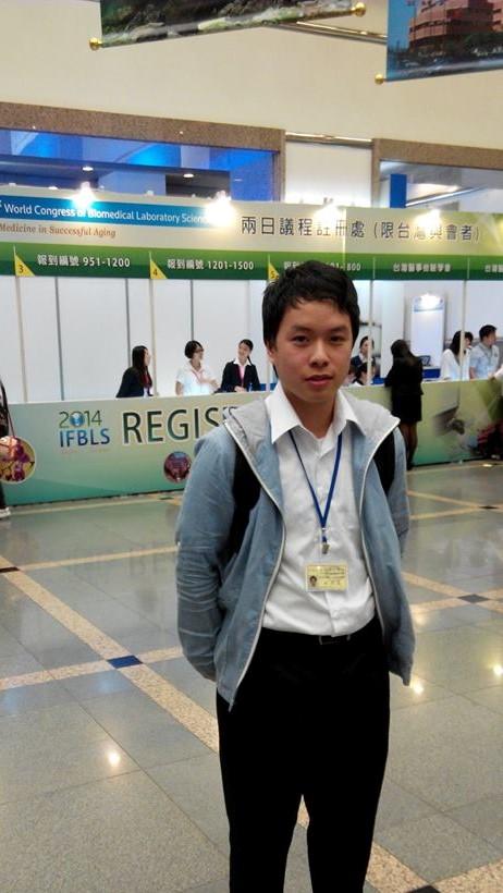 YQ1團隊-林尚逸碩士