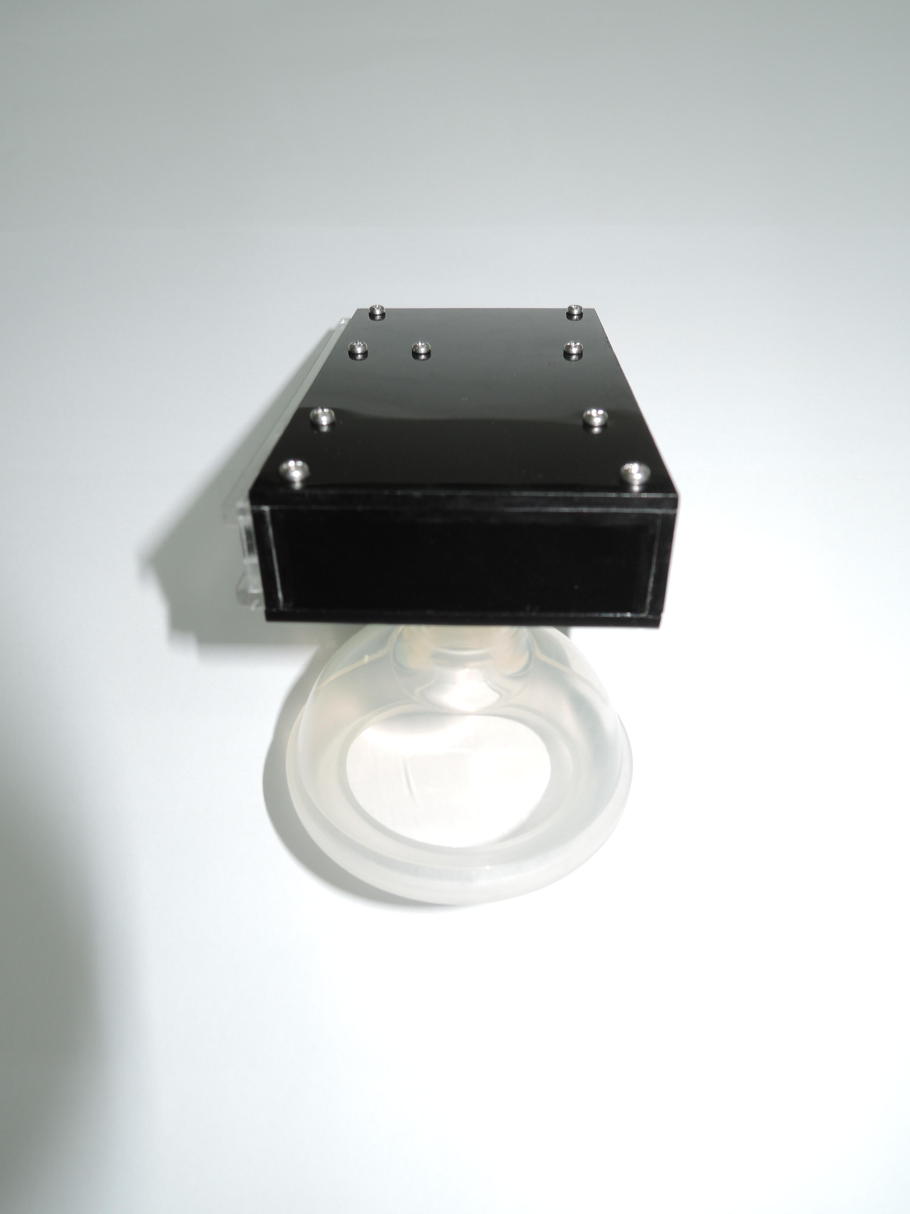 人工電子喉原型機-上面觀.JPG