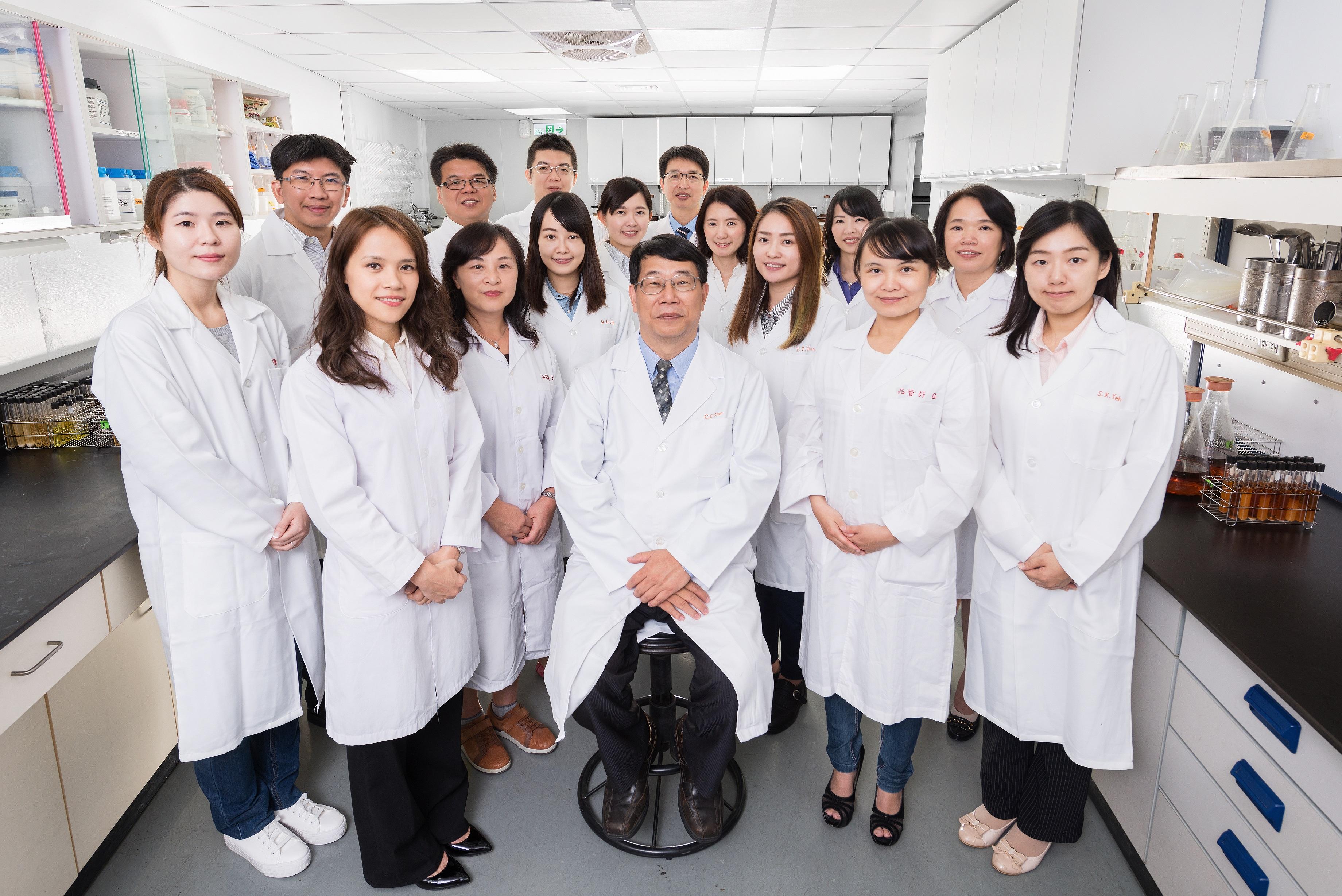 實驗室與研究團隊