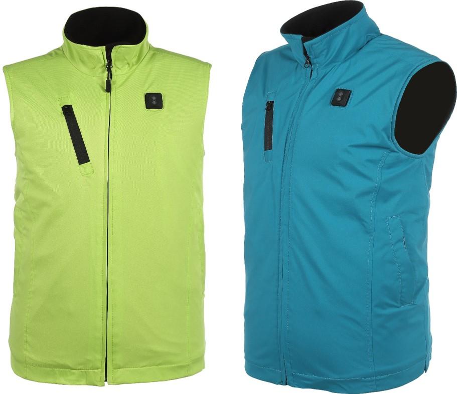 智慧健康保暖衣:輕薄、保暖又安心