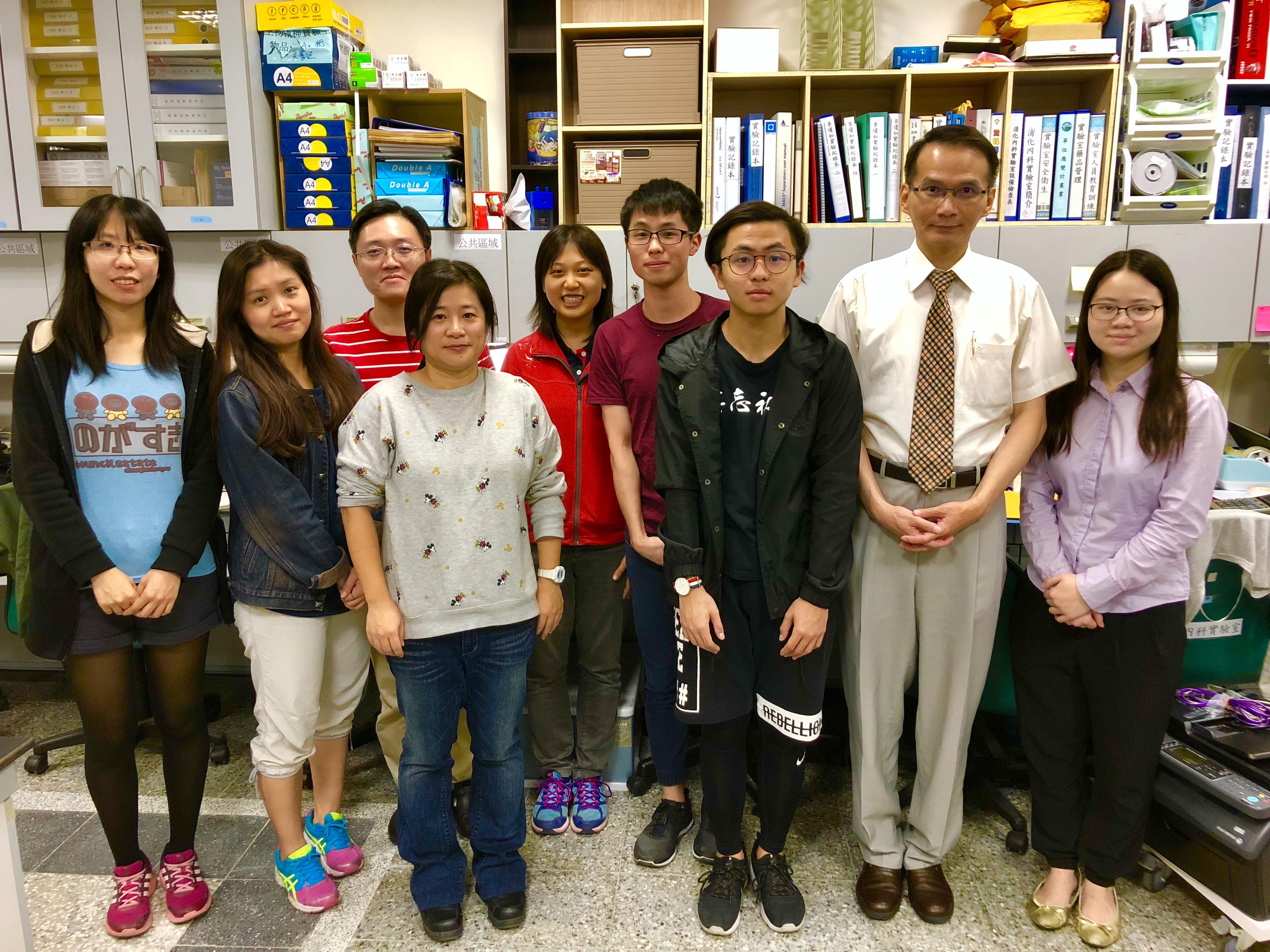 中國醫藥大學精神醫學團隊