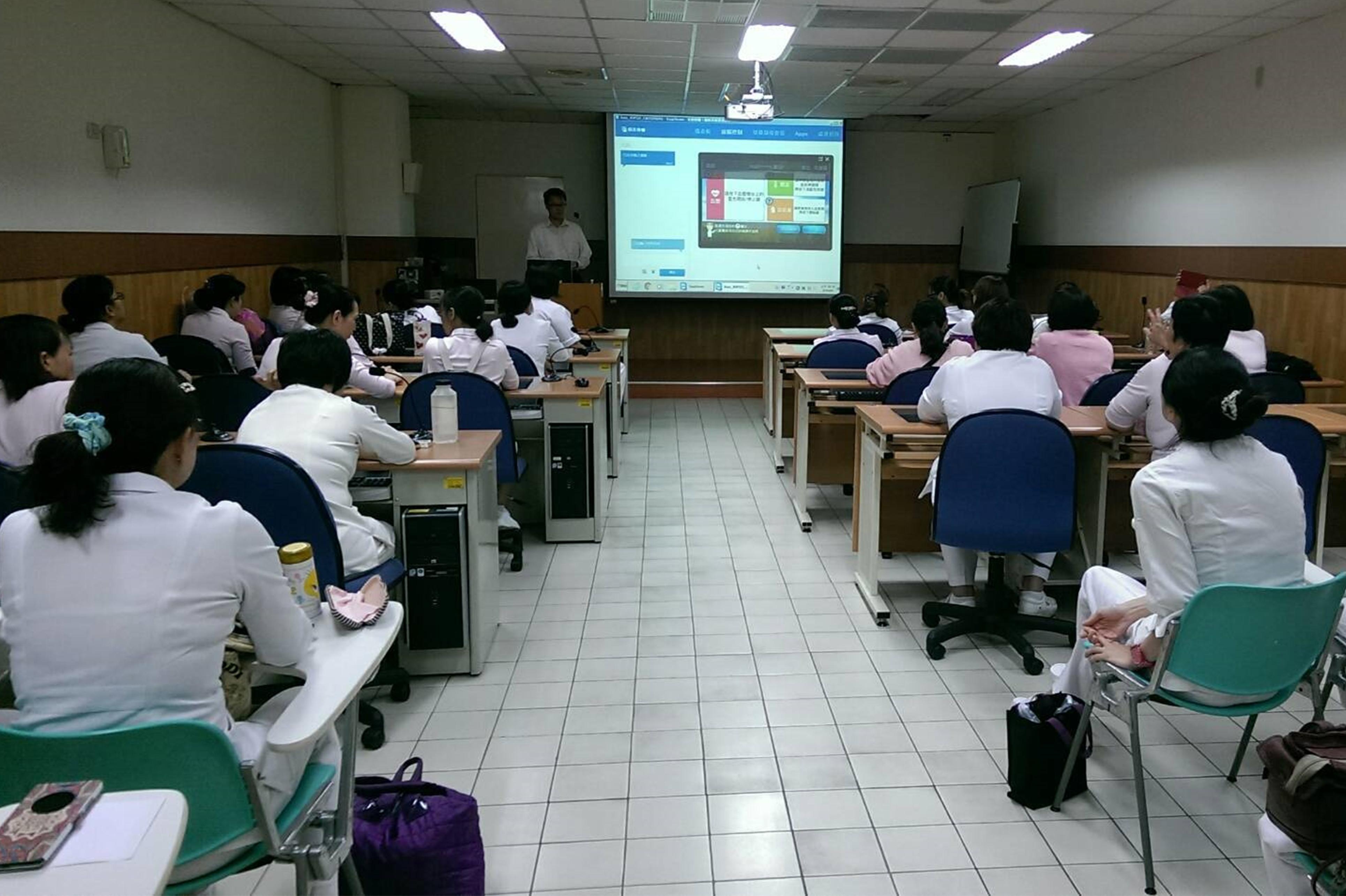 院內門診讀卡量測教育訓練