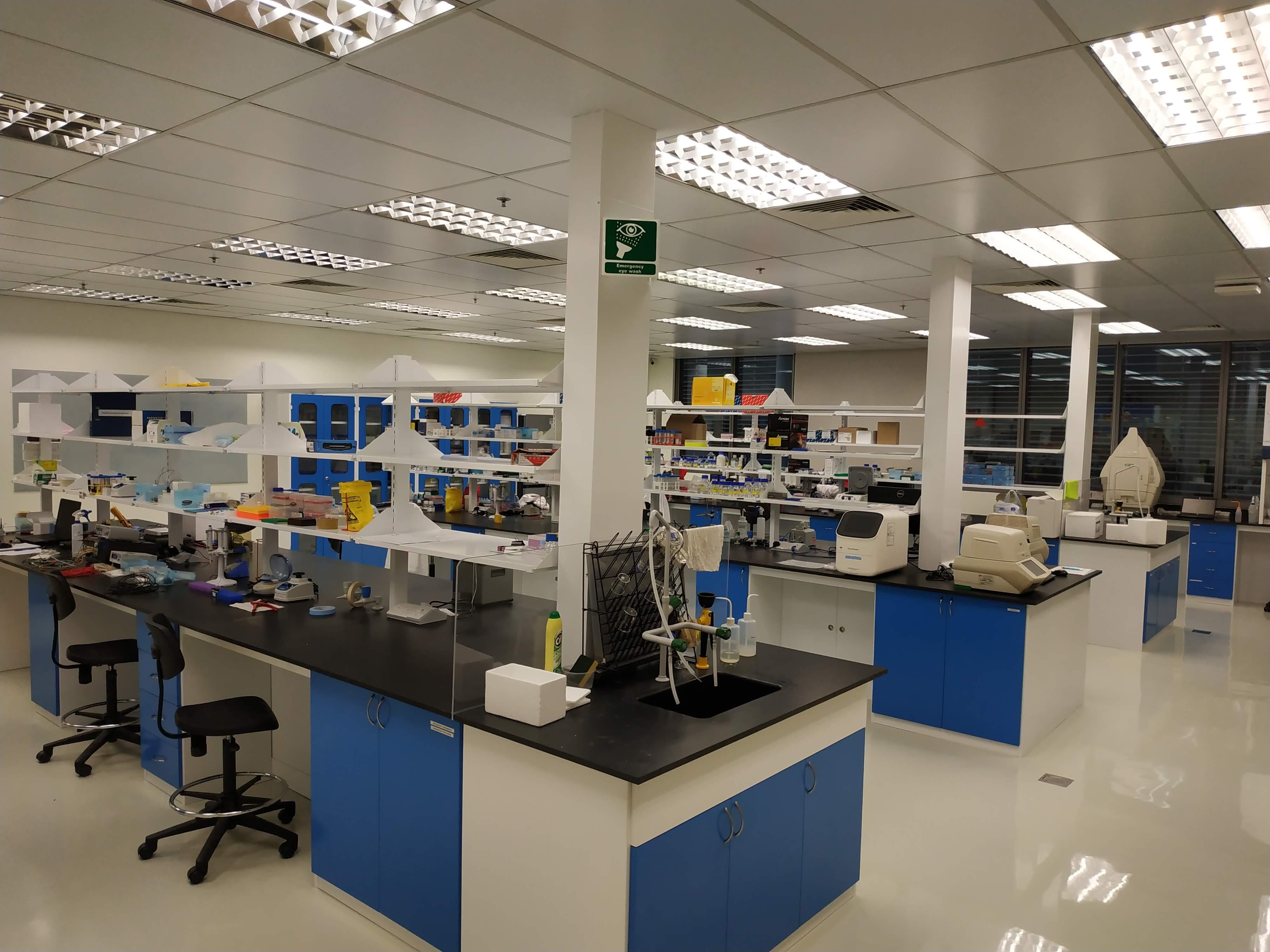 台達BioLab生物研發實驗室