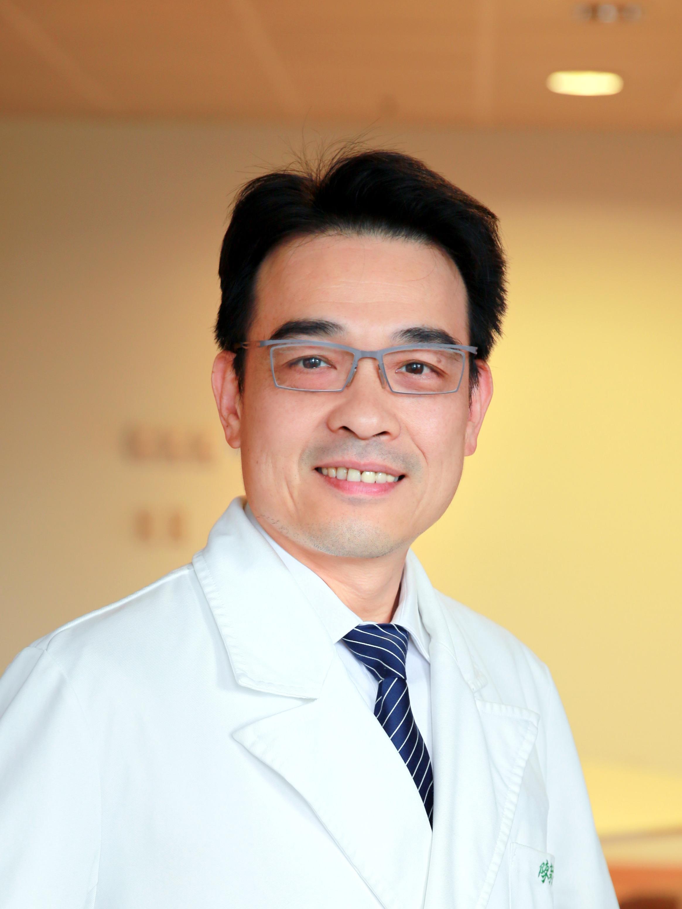 發明人花蓮慈濟醫院陳新源教授