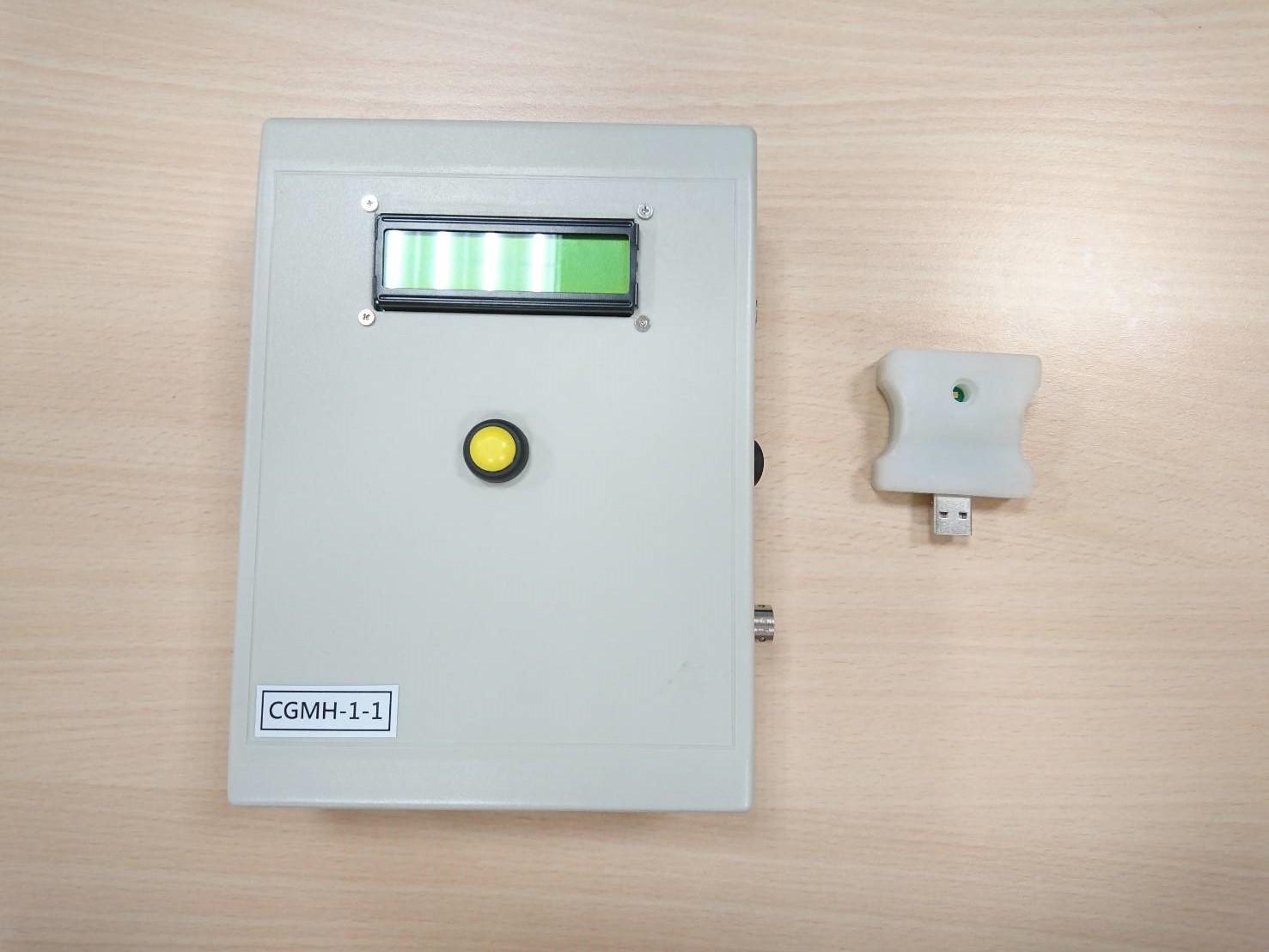 脫水檢測儀原型機