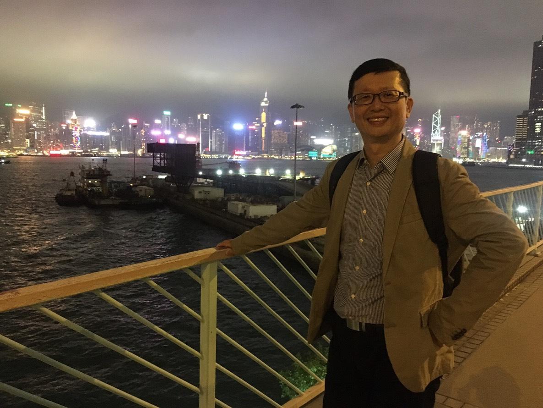 發明人慈濟大學楊志鴻助理教授