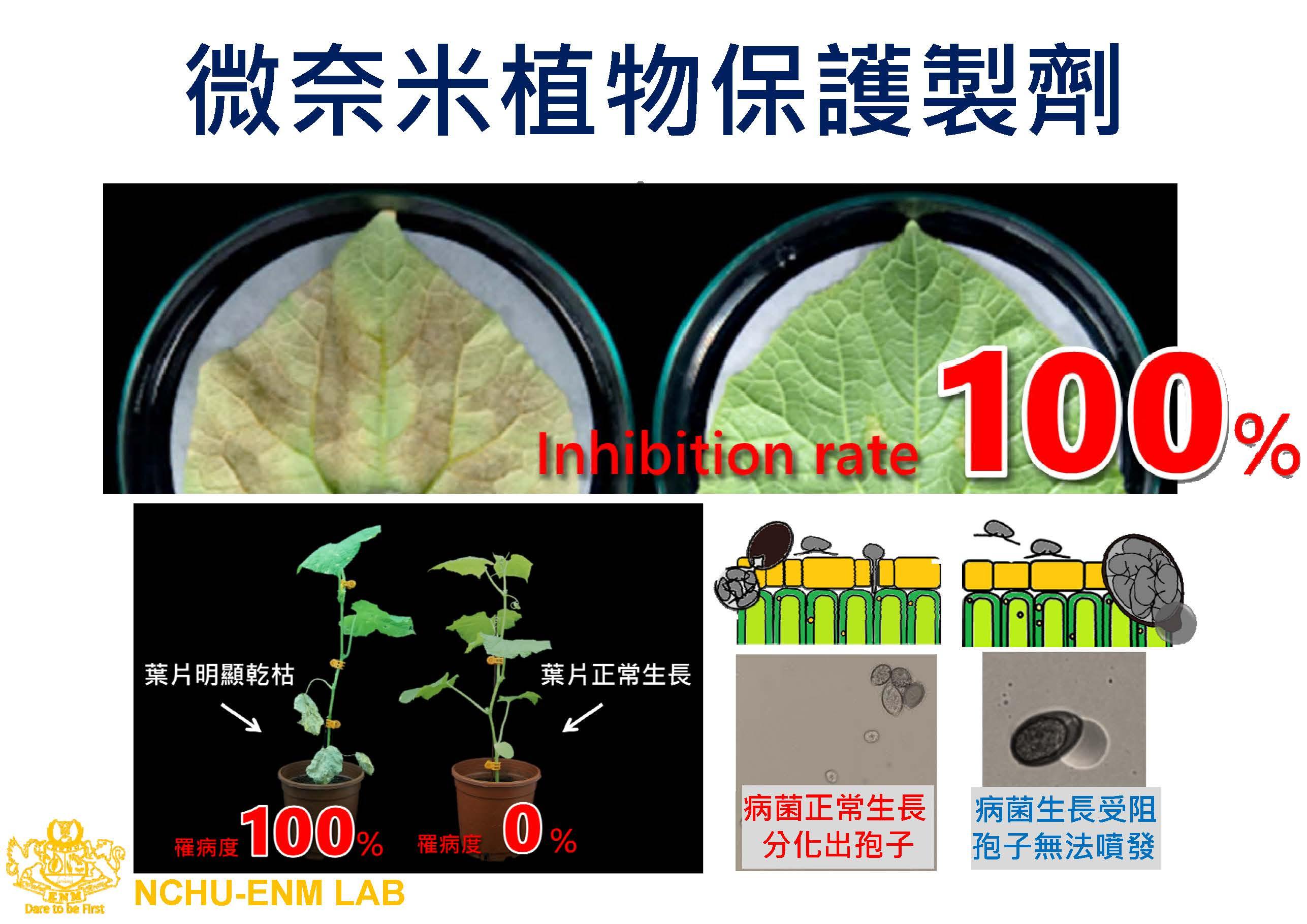 植物保護製劑防治成效
