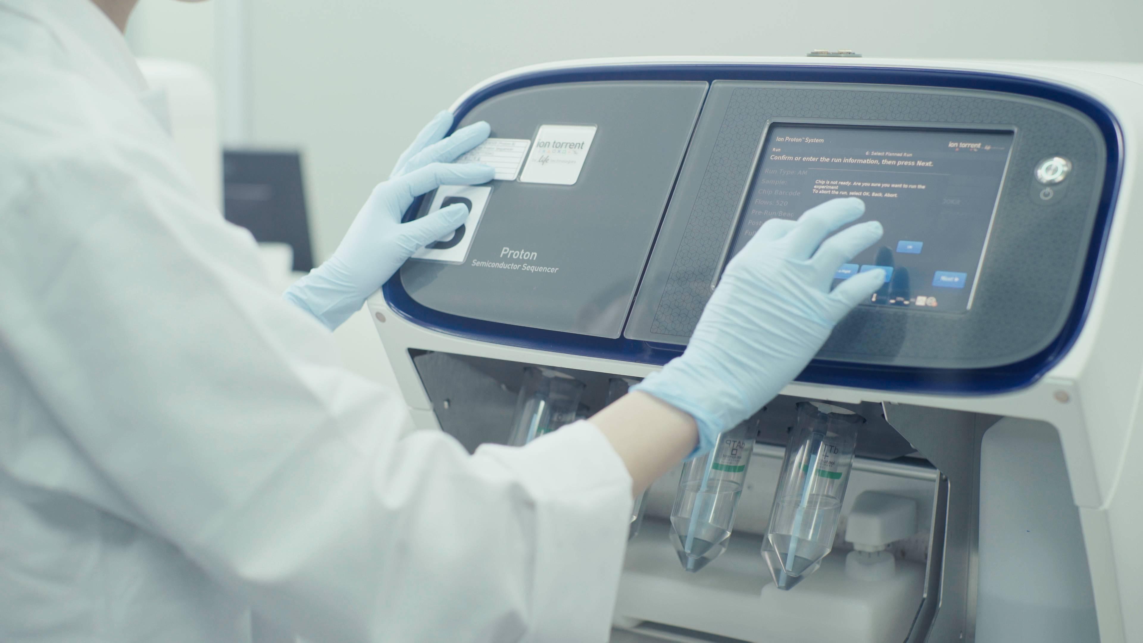 行動基因為原廠認證Ion Torrent服務供應商,並運用此平台進行次世代癌症基因檢測服務