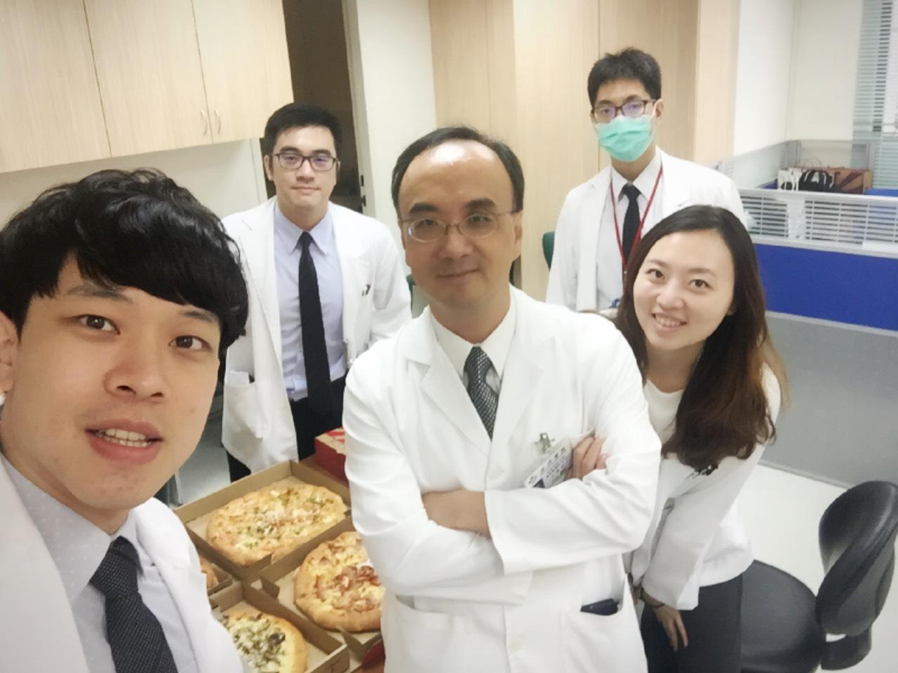 振興醫院力博宏主任研究團隊