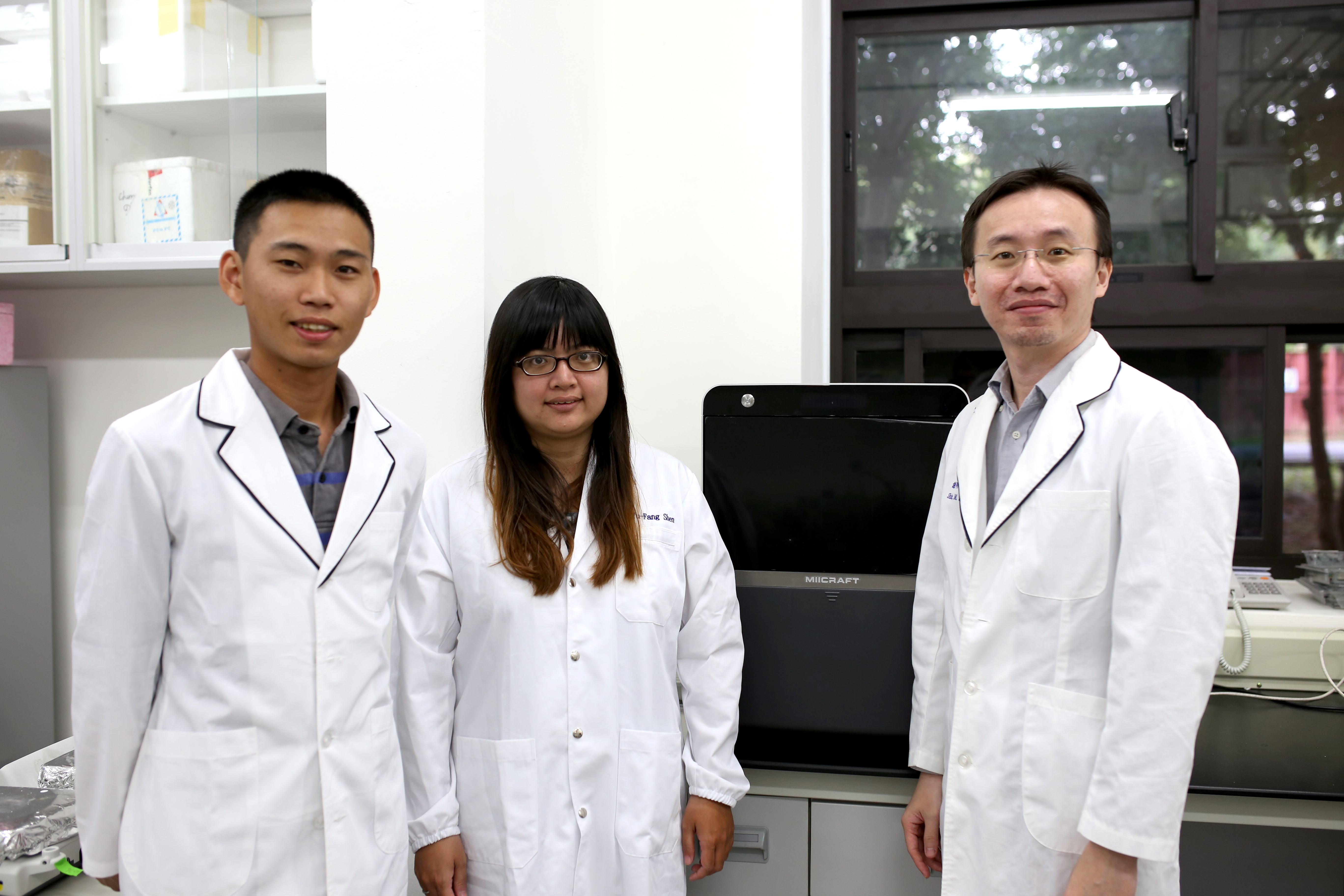 3D列印醫療研發中心成員合照