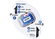EZYPRO®14天連續記錄心電貼片,取得衛福部及歐盟產品許可證,為各大醫學中心採用