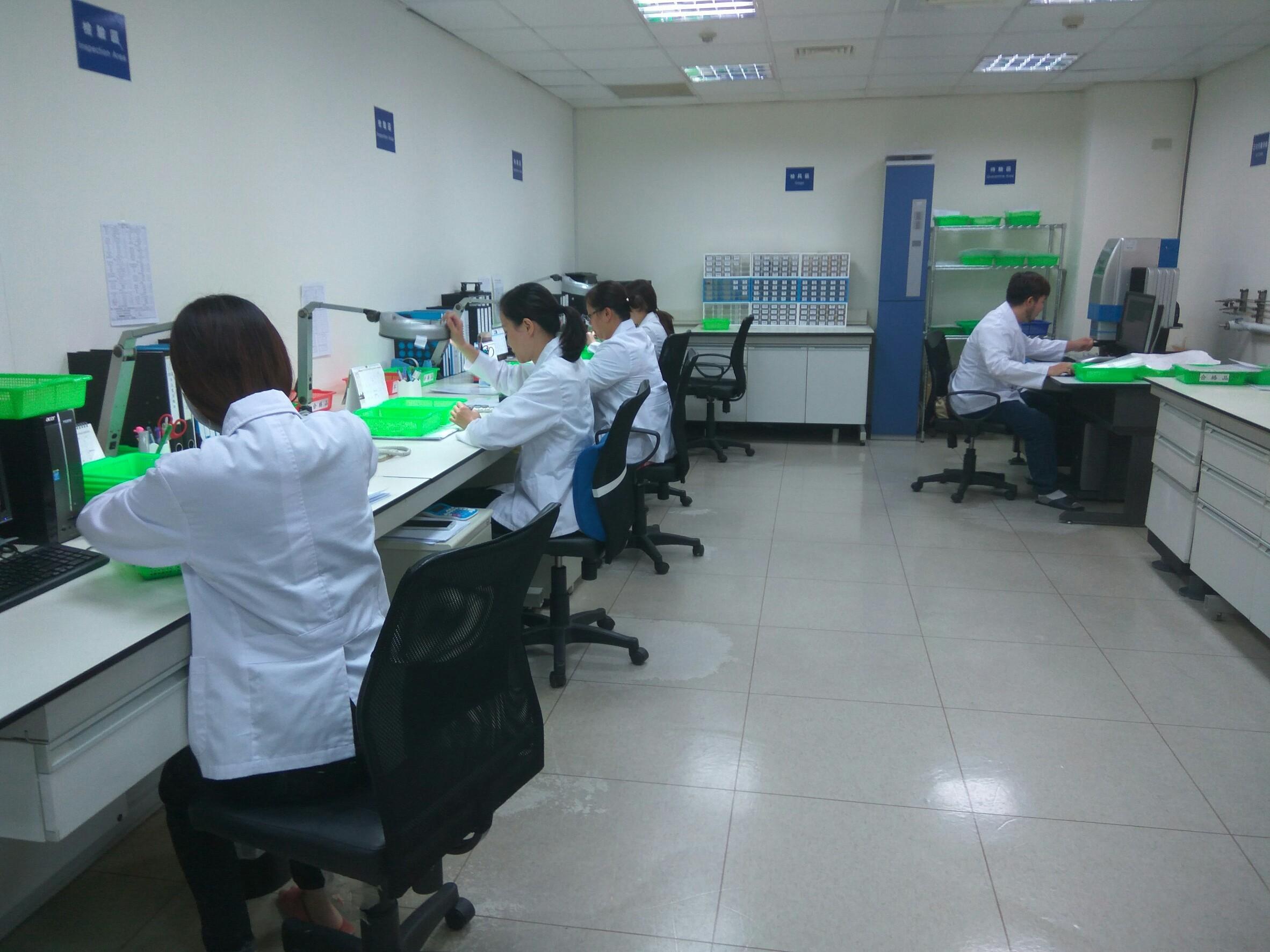品質檢驗室