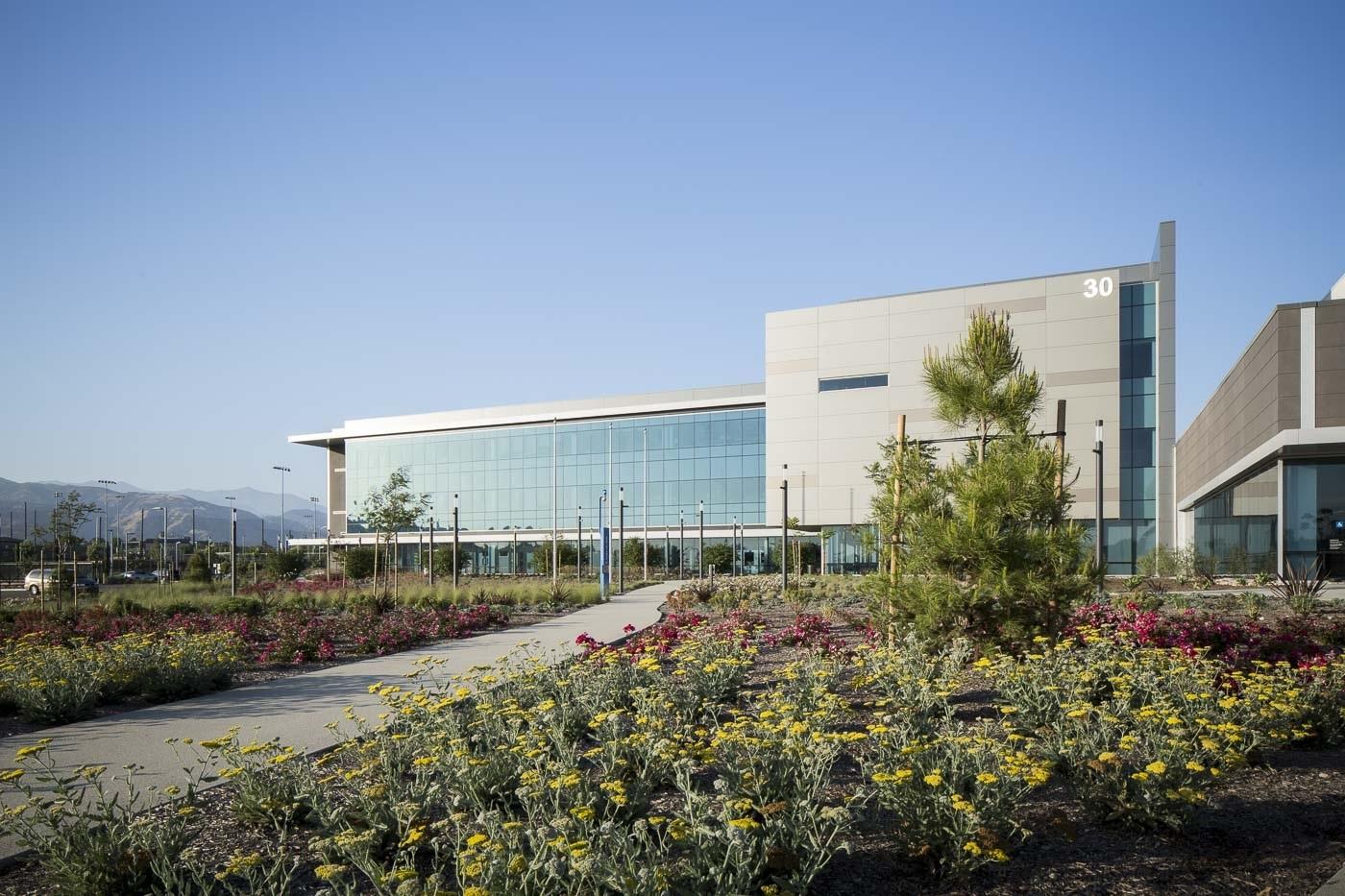 La Verne是位於加利福尼亞州的南部的包裝廠
