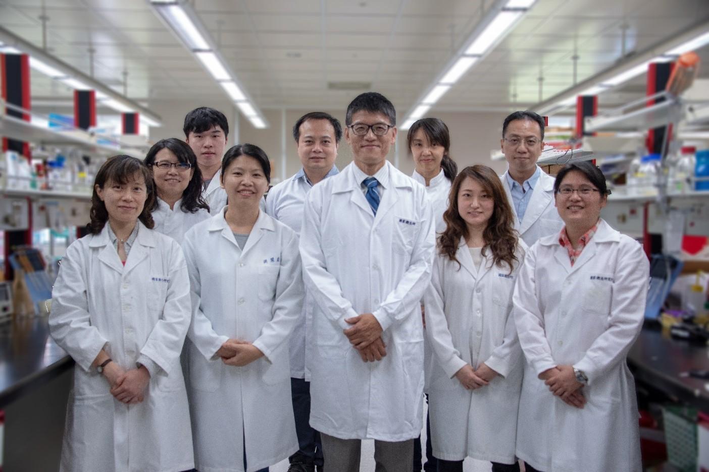 DBPR117 研究團隊實驗室