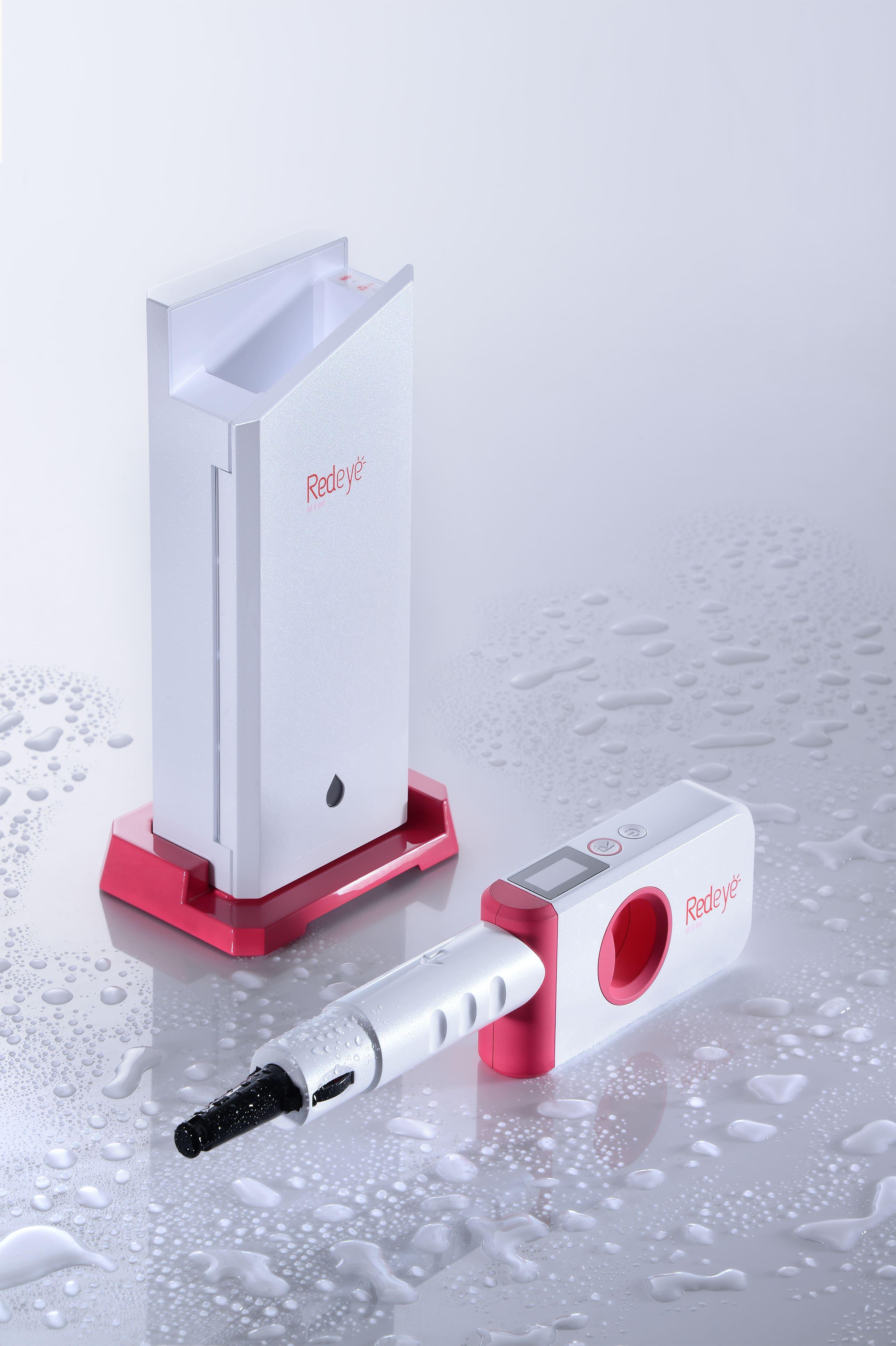 手持式產品防潑水照
