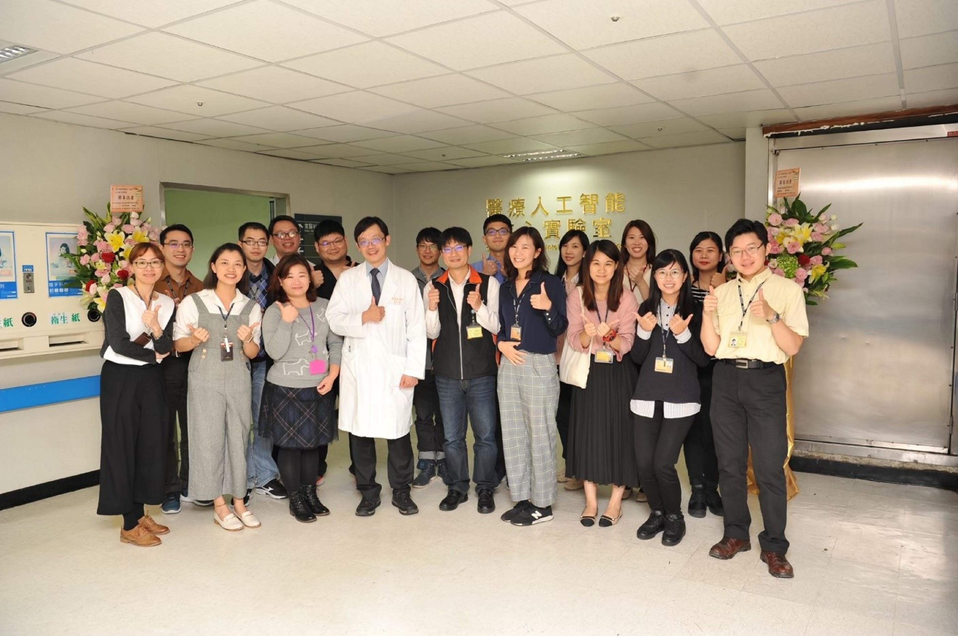 醫療人工智能核心實驗室團隊