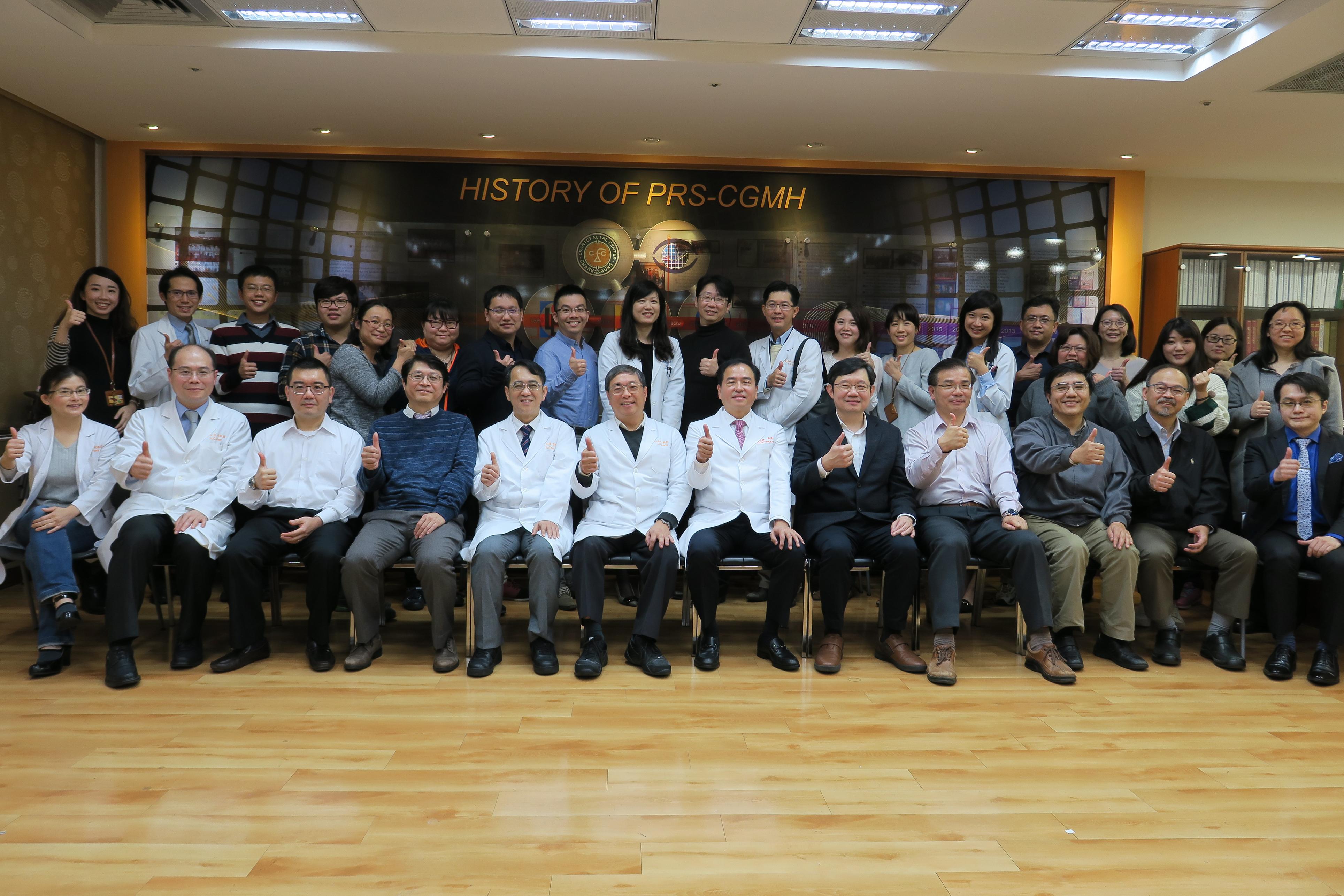 基礎醫學組織工程中心成員團隊