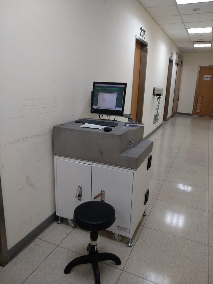 第一代雛型機移動至成大醫院做IRB準備