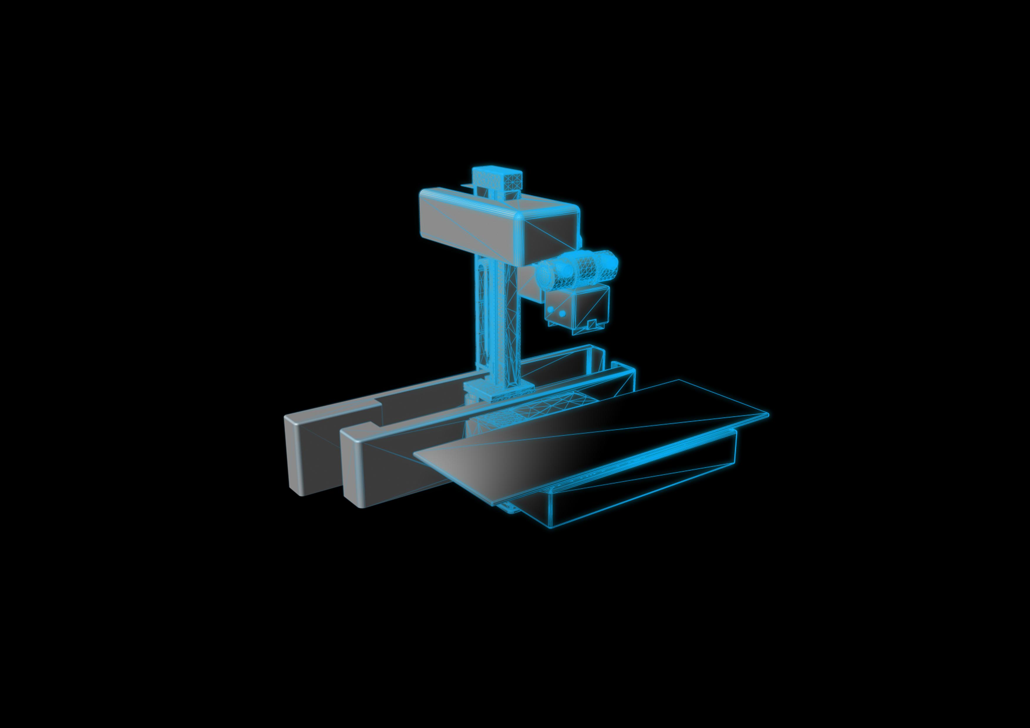 Taiwan TomoDR可進行躺姿二維、三維造影,造影體驗與一般數位平面X光機相同。
