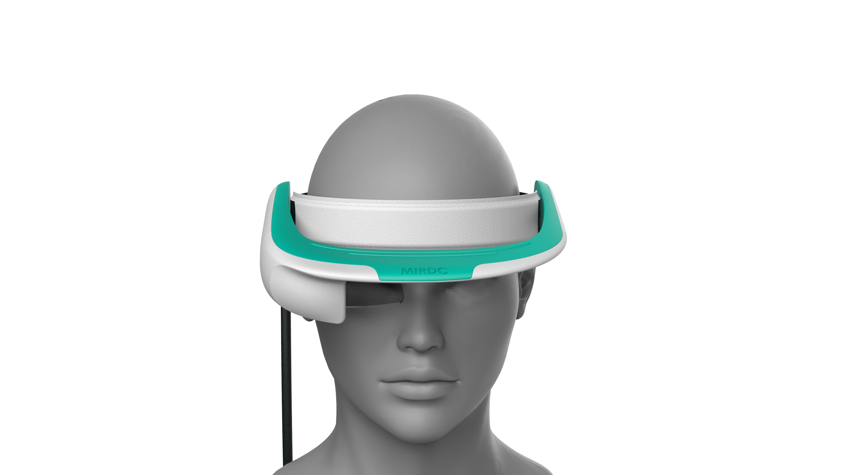 頭戴式顯示器獲獎產品系統圖