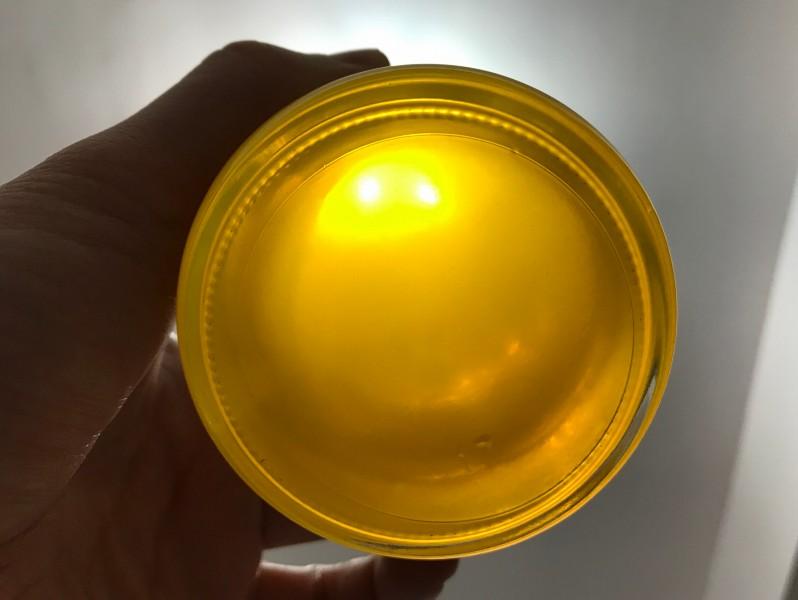 以基礎研究為根基,完全使用食品級純天然素材,探索出最佳組合及最佳比例,製作出的精研草本萃取精華,其具有極佳的抗發炎效果與極高的安全性,此萃取液外觀金黃透明,口感甘甜,味道清香,可讓人有極高的接受度。