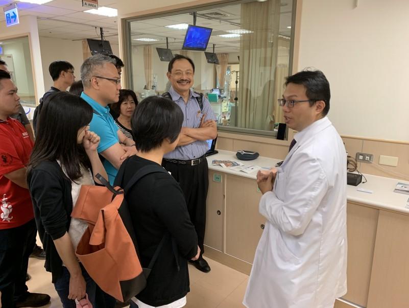 腎臟科主任介紹翔安生醫產品在臨床上的應用