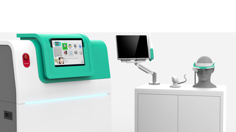 口內掃描系統獲獎產品系統圖