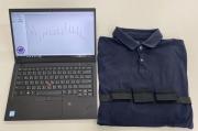 非接觸式心電感測智慧衣1