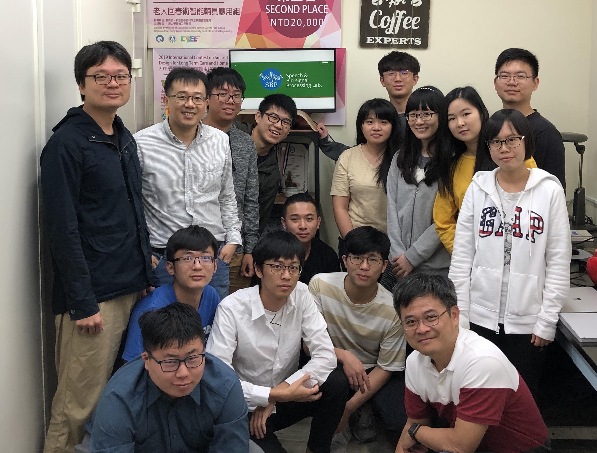 陽明大學醫學工程團隊
