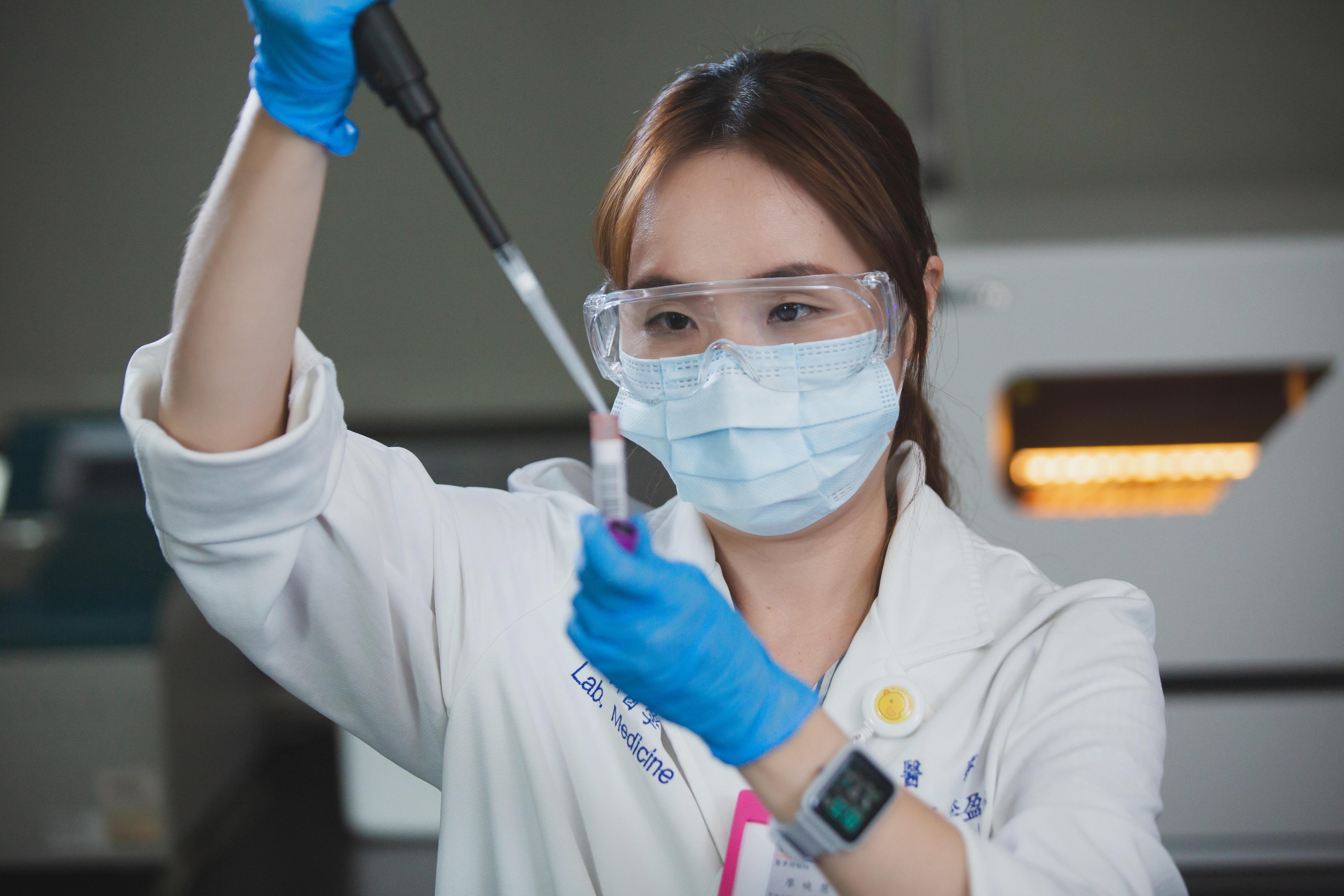 吉蔚精準檢驗提供臨床導向之高品質檢測服務